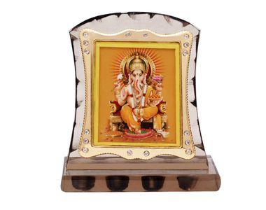 Speedwav M-255 Car Dashboard God Idol-Lord Ganesh Ji