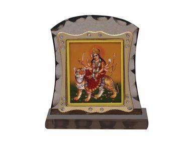 Speedwav M-255 Car Dashboard God Idol-Goddess Jai Mata Di
