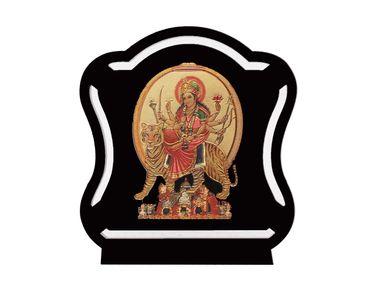Speedwav M-576 Car Dashboard God Idol-Goddess Jai Mata Di