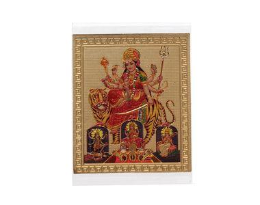 Speedwav Car Dashboard God Idol-Goddess Jai Mata Di