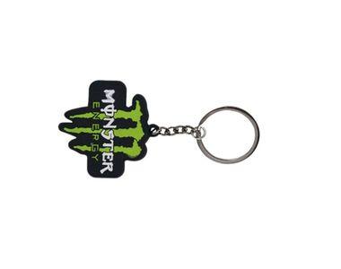 Rubber Monster M Keychain/Keyring for Bike/Car