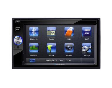 Blaupunkt Double Din Car Audio System-San Marino 330