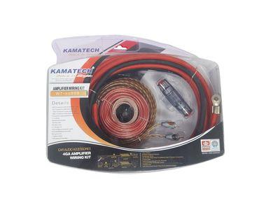 Kamatech 4GA Amplifier Wiring Kit WT-KIT999