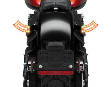 Speedwav ARC Red LED Bike Indicator Assembly Set Of 2
