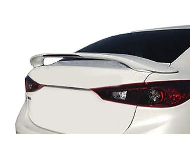 Speedwav White Car Spoiler