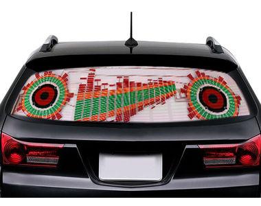 Speedwav Music Beats Car Music Sensor Rhythm LED Light Sticker