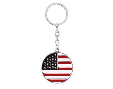 Speedwav USA Flag Keychain