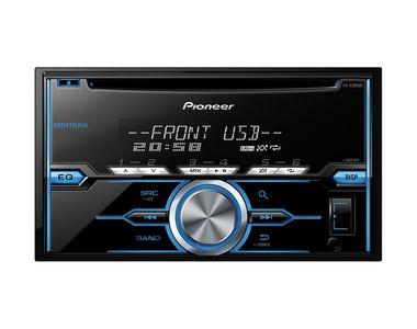 Pioneer FH-X389UB LCD USB WMA MP3 WAV Double-DIN Car Stereo