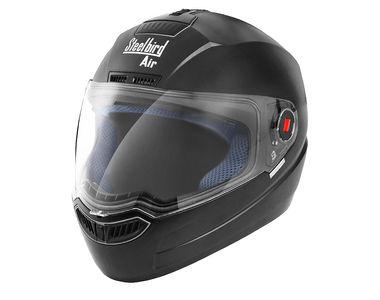 Steelbird Helmet - SBA-1 Air - Glossy Black