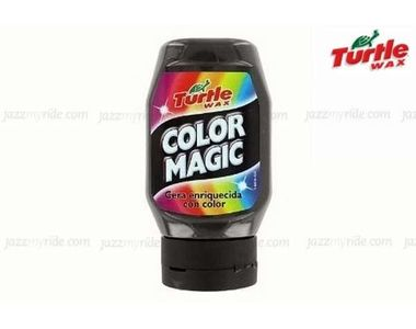Turtle Wax Color Magic Black For Cars (300 ml) -77000053