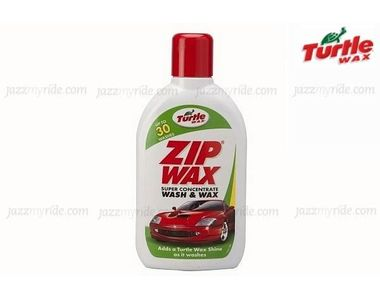 Turtle Wax Zip Wax For Cars (500 ml) -77000015