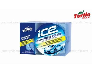 Turtle Wax Ice Synthetic Polish Kit For Cars -77000046