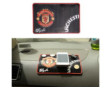 Speedwav Car Dashboard 20x13cm Anti-Slip Mat Manchester United F.C.