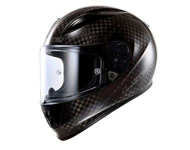 LS2 Helmet FF323-XL Arrow C Solid Carbon