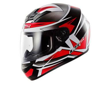 LS2 Helmet FF352 Gamma Red