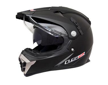 LS2 Helmet MX455 Matt Black