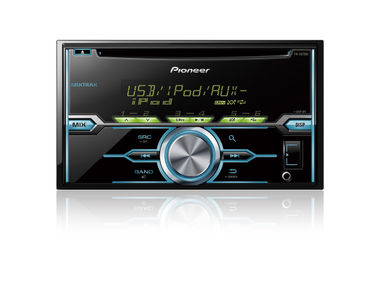Pioneer FH-X579UI Car Double DIN Stereo USB/AUX/FM/MP3/WMA