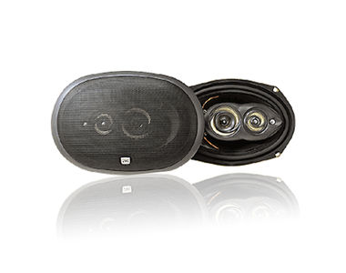 JVC CS-HX6940 6x9 Inches 4 Ways Car Speakers Set of 2