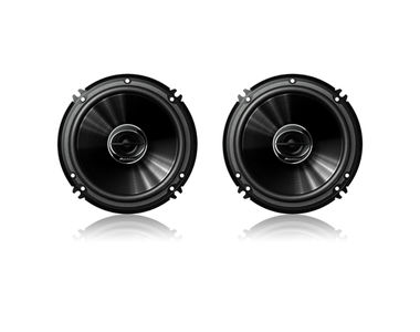 Pioneer TS-G625 2-Way 6 Inch 250w Coaxial Car Speakers Set of 2