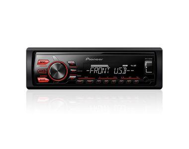 Pioneer MVH-089UB Car Single DIN Stereo USB/AUX/WMA/MP3/WAV