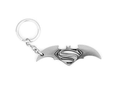 Bat Claw Metalic Keychain-Silver