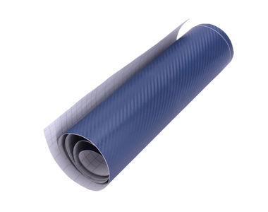 Speedwav 100x30cm car interior carbon fiber styling wrap sheet blue 282731 Blue carbon fiber wrap interior