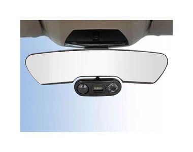 Speedwav ZW-3111 Interior Rearview Mirror With Compass