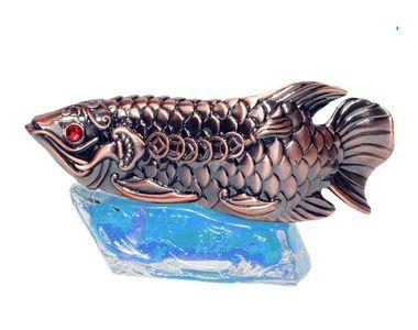 Speedwav Feng Shui Fish Perfume For Car - Blue