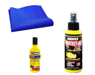 Speedwac Car Cleaning Kit Abro PA312+Microfiber Cloth+Abro Shampoo