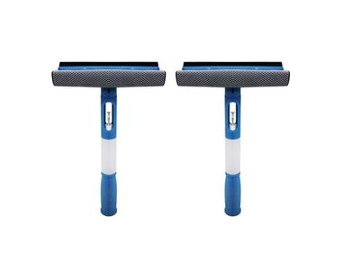 Speedwav 3 in 1 Glass Cleaning Wiper for Car - Set of 2