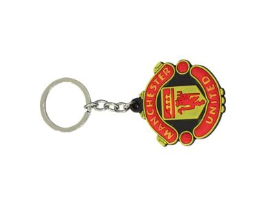 Manchester United Manchester United Football Club Rubber Keychain