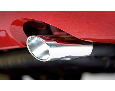 Speedwav Car Exhaust Silencer Muffler Tip HW S2 - Toyota Innova