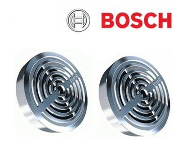 Bosch Scooter Impact Chrome Horn 928 (Set of 2)