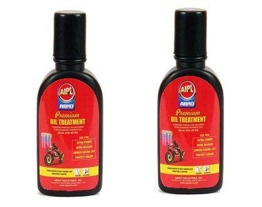 Abro Car Premium oil Treatment OT-511-B-T-50 ml(Set Of 2)