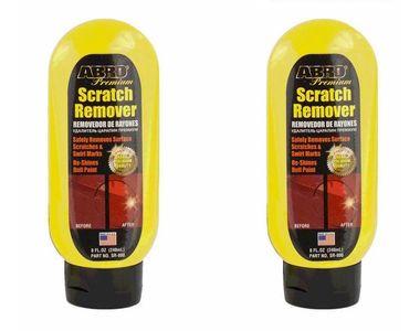 ABRO Car Scratch Remover SR-800 (240 ml) (Set Of 2)