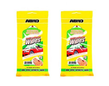 ABRO Multi Purpose Wipes CW-200 (Set Of 2)