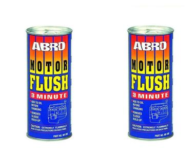 ABRO Motor Flush MF-390 (443 ml) (Set of 2)
