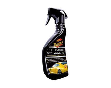 Meguiars Car/Bike Ultimate Quick Wax Wash - 450ml