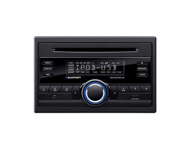 Blaupunkt Double Din Car Audio System-NEW ORLEANS 220