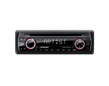 Blaupunkt Single Din Car Audio System-MANCHESTER 110