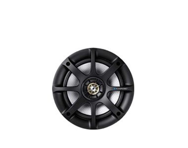 Blaupunkt Car 6.22 Inches 2-Way Coaxial Round Speakers-GTx 652 SC