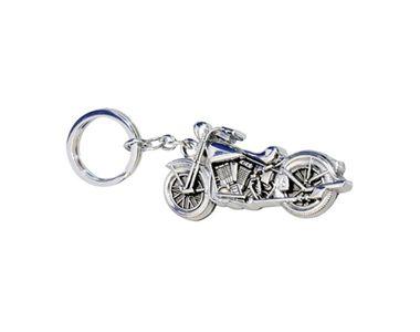 Accedre Designer Bullet Metal Keychain For Car/Bike