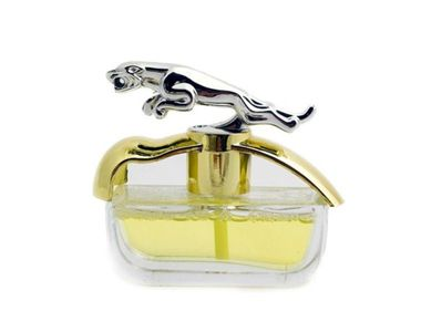 Speedwav Classy Rush Leopard Refillable Car Perfume 50ml CHROME - Pineapple