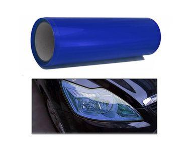 Speedwav Car Headlight Film 1.5m Roll Set of 2-Blue
