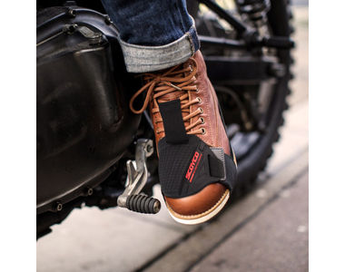 Scoyco FS02 Gear Shift Shoes Protector-Black