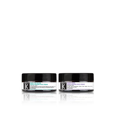 BASH THE GLOSS - MOISTURISING FACE CREAM - 30 GM + MOIST-URGE - MOISTURISING FACE CREAM 30 GM -- COMBO
