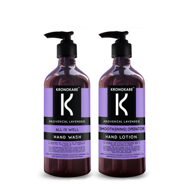 PROVENCAL LAVENDER HAND WASH AND HAND LOTION COMBO