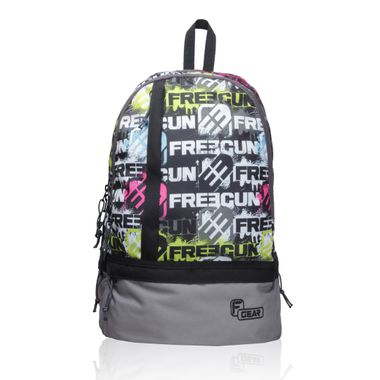 Burner P1 Grey Small Backpack