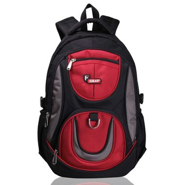Axe Black Red Backpack