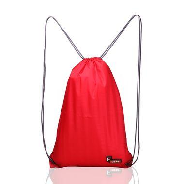 String Gym Red 11.5 L Gym Bag